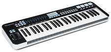 NEW Samson Graphite 49 Key USB Midi Keyboard Controller w/ Komplete Elements