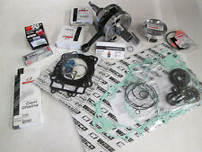 KAWSAKI KX 250F ENGINE REBUILD KIT, CRANKSHAFT, PISTON, GASKETS 2004-2008
