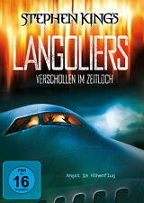 DVD * STEPHEN KING - THE LANGOLIERS  # NEU OVP +