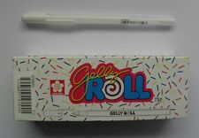 Sakura Gelly Roll Mediano Blanco-xpgb50