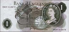 Großbritannien/ Great Britain 1 Pfund (1970-77) Pick 374g UNC