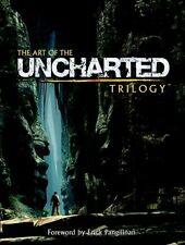 Art of the Uncharted Trilogy, The (Hardcover), Dog Studios Naughty, 97816165548.