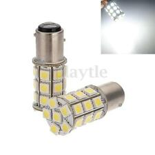 1157 BAY15D P21/5W 5050 LED 27 SMD Car Tail Stop Brake Light Bulb Lamp White 12V