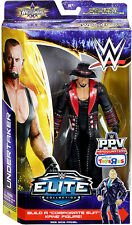 Mattel WWE Build A Figure Corporate Kane Elite PPV Undertaker Action Figure