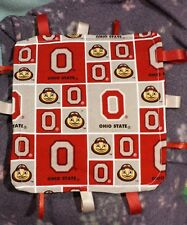 OSU Taggie ribbon toy for infant or toddler