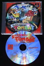 THE WILD ADVENTURE TOMBA ! Tombi 2 Ps1 Japanese Version »»»»» COMPLETO