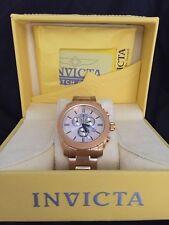 NUOVA Invicta 45mm DRIFT 100 Cronografo al quarzo Orologio d'oro