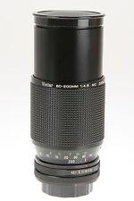 Vivitar 4,5/80-200mm MC Zoom CA/FD #28025367 auch für Digitale