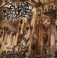 29075//Severed Remains - Display Of Those Defiled GRINDCORE CD NEUF SANS BLISTER