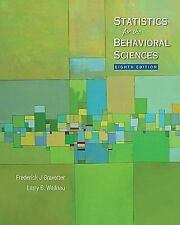 Statistics for the Behavioral Sciences Available Titles Aplia)