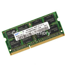 New Samsung 4GB DDR3 SO DIMM PC3-8500 1066 MHz 204Pin Laptop Notebook Memory RAM