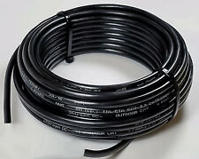 100ft Outdoor Cat6 with waterblocking Gel tape Direct burial cable 23AWG UV