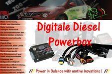 Digitale Diesel Chiptuning Box passend für Fiat 500 1.3 JTD - 75 PS