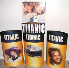 Titanic Movie Theater Display Original 3D Complete Standee Promo Sales