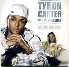 TYRON CARTER (M. POKORA) - rare CD Single - France - Promo