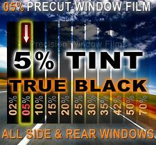 PreCut Window Film 5% VLT Limo Black Tint for Kia Rio Sedan 2006-2011