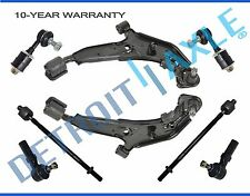 Brand New 8pc Complete Front Suspension Kit for Nissan Maxima and Infiniti I30