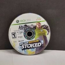 Stoked -- Big Air Edition (Microsoft Xbox 360, 2009) DISC ONLY #7704