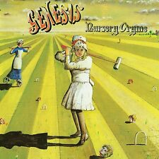 Genesis - Nursery Cryme (Remastered) - Deluxe 180gram Vinyl LP *NEW & SEALED*