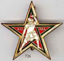 726 - ARTILLERIE - 410e R A A
