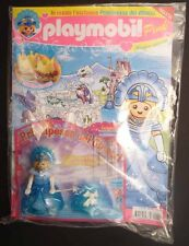 PLAYMOBIL Magazine Pink 01/2016 + Principessa dei Ghiacci limited edition sealed