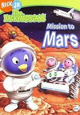 The Backyardigans - Mission to Mars (DVD, 2006)