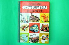 Vintage 1958 Purnell Children's Illustrated Encyclopaedia of the World