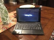 RCA 10 Viking Pro 32GB Android 5.0 Tablet w/ keyboard RCT6303W87 CRACKED