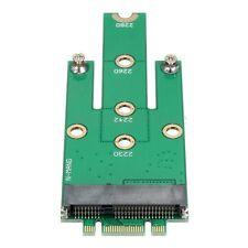 New mSATA SSD Converted To B key M.2 NGFF(SATA interface) Adapter Converter Card