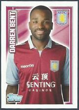 TOPPS 2012/13 PREMIER LEAGUE #032-ASTON VILLA-DARREN BENT