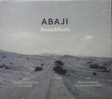 CD ABAJI - route&roots, neu - ovp