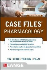 LANGE Case Files: Case Files Pharmacology, Third Edition by David Loose,...