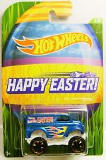 MONSTER DAIRY DELIVERY HAPPY EASTER EDITION 2/6 HOT WHEELS HW DIECAST 2016