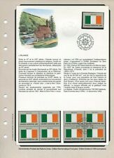 FEUILLET FIRST DAY NATIONS UNIS N.Y 24/09/82 TIMBRE N° 368 L IRLANDE