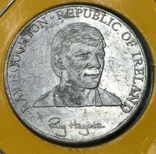 1990 World Cup ESSO  'Italia' Ireland Ray Houglts  Token Coin