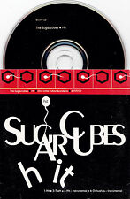 The Sugarcubes (Bjork) - Hit - Rare 1991 UK 4 track CD