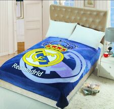 1.5x2m World Cup Real Madrid Real Madrid Club Coral fleece blanket blanket