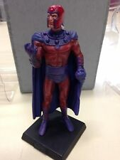 MAGNETO FIGURINE MARVEL EN PLOMB- COLLECTION EAGLEMOSS COMICS BOOK BD 05A