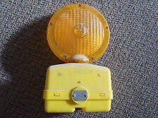 FLEX-O-Light light case with lens Flashing Barricade highway light safty light