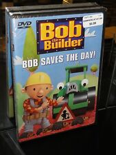 Bob the Builder - Bob Saves The Day (DVD) BRAND NEW!