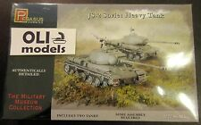 1/72 JS-2 (IS-2) STALIN Soviet Heavy Tank - 2 KITS SET - Pegasus 7669