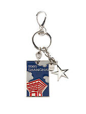 TOD'S Limited Edition KEYCHAIN SHANGHAI China NWT New in Box RARE