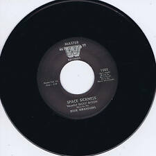 DICKY DIXON - I LOVE HER STILL / SPACE SICKNESS (50s Guitar ROCKABILLY Strollers