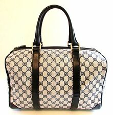 Authentic Vintage GUCCI Doctor Bag Satchel Speedy Purse Handbag Tote