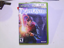 Original Xbox Complete Game. Night Caster Defeat The Darkness