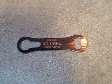 2 Patron XO Cafe Tequila Bartender Speed Bottle Openers Metal NEW