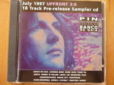 Upfront 3:6, July1997 BANCO DE GAIA BLISS FLUX CRUSTATION SYSTEM 17 LID LIBIDO