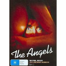 ANGELS THIS IS IT FOLKS OVER THE TOP LIVE 1979 DVD ALL REGIONS & CD NEW
