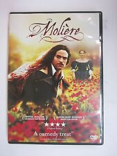 Moliere (DVD, 2008)- Romain Duris, Laura Morant - Directed by Laurent Tirard