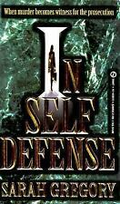 In Self-Defense by Sarah Gregory